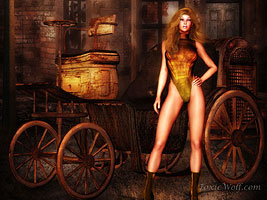 Sexy Steam Punk